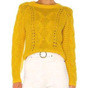 New Heartloom Revolve Cyndi Sweater Open Knit